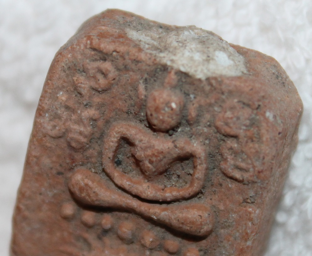 Buddha / Budda - amulet . LP Parn. 80 years old.
