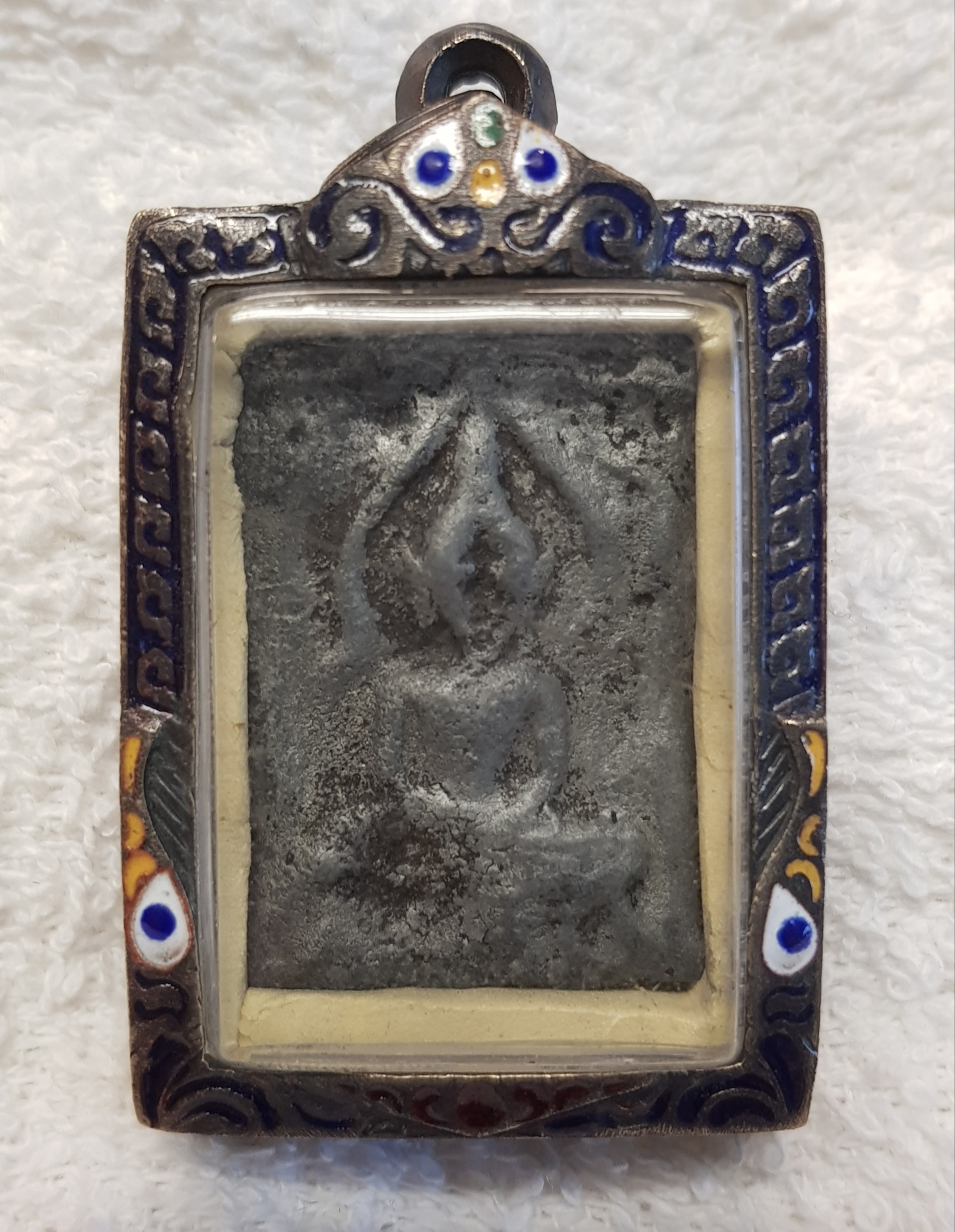 Lp sook. Antique Old amulet.