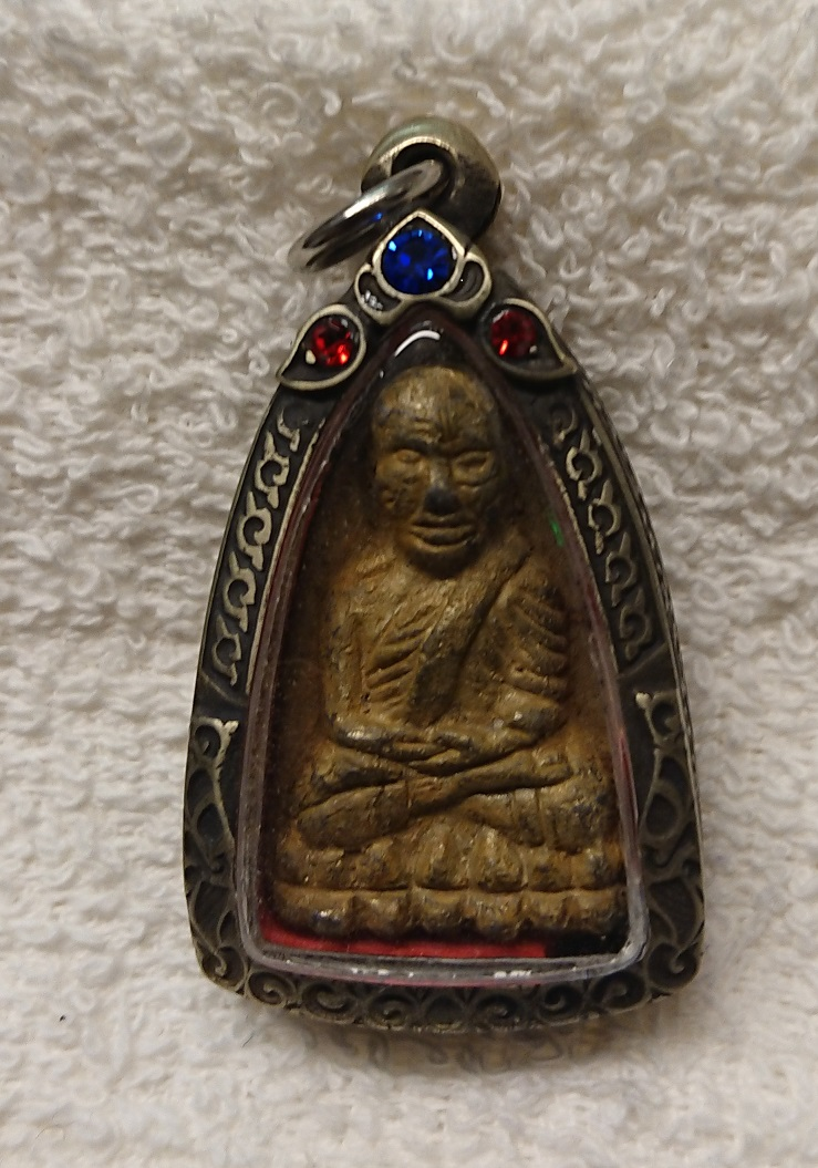 Buddha. LP Thuat. year 2505.